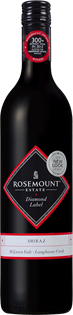 Rosemount Estate Shiraz Diamond Label...